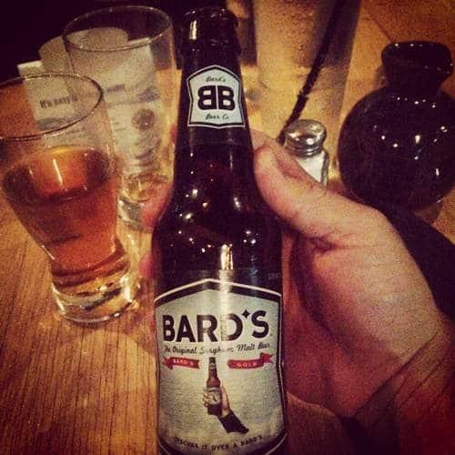 Bard's Tale Gold Sorghum Malt Gluten Free Beer