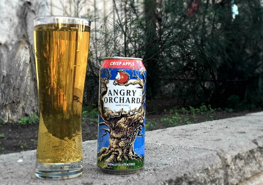 Angry Orchard Crisp Apple Review
