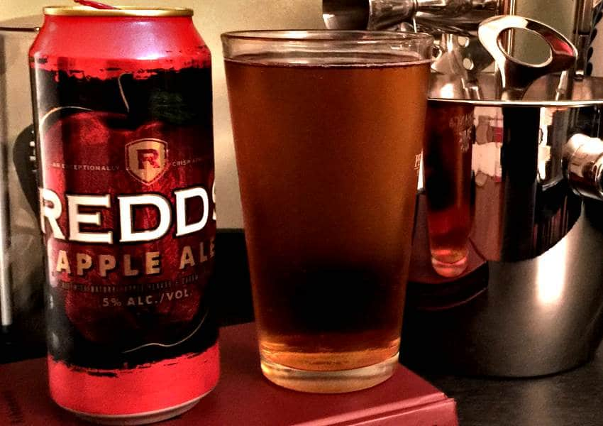 Redd's Apple Ale Review