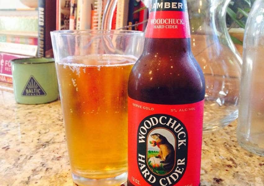 Woodchuck Cider Amber