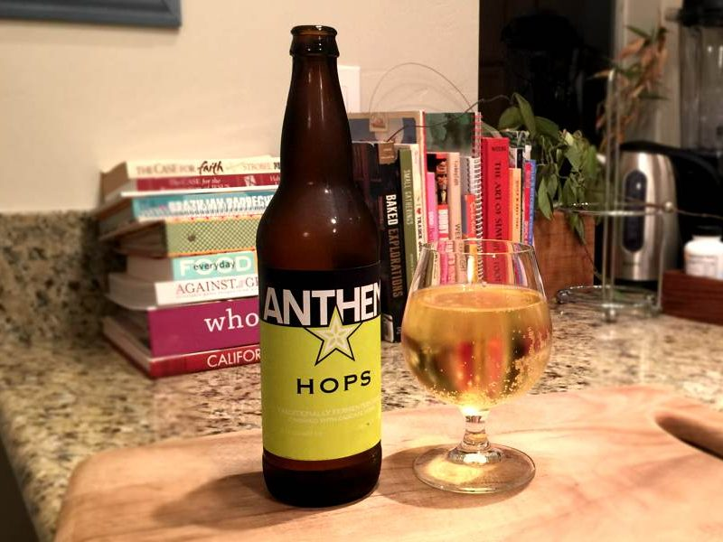 Anthem Hops Cider Review