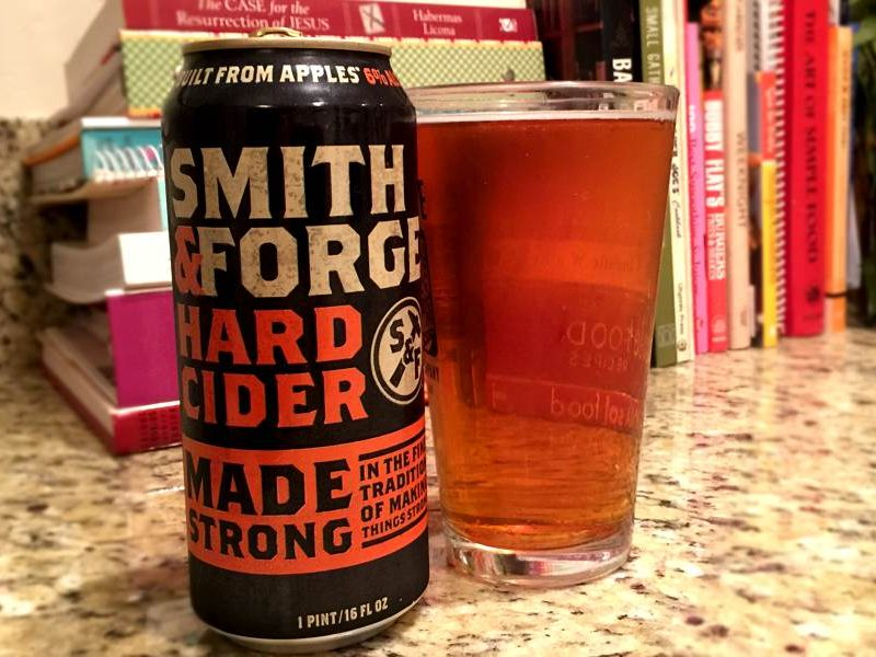 Smith & Forge Hard Cider Review