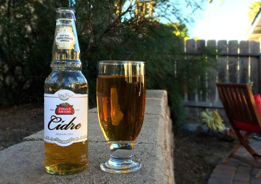 Stella Artois Cidre Review