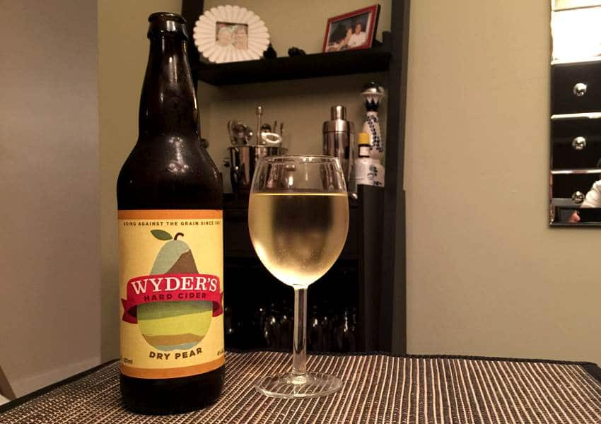 Wyder's Dry Pear Hard Cider Review