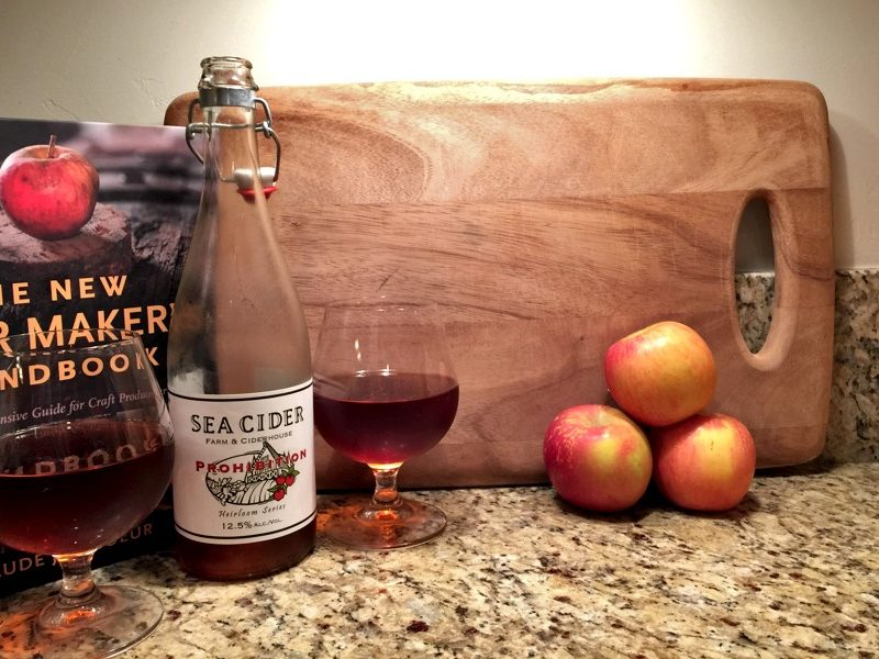 Sea Cider Review from CiderConnoisseur.com