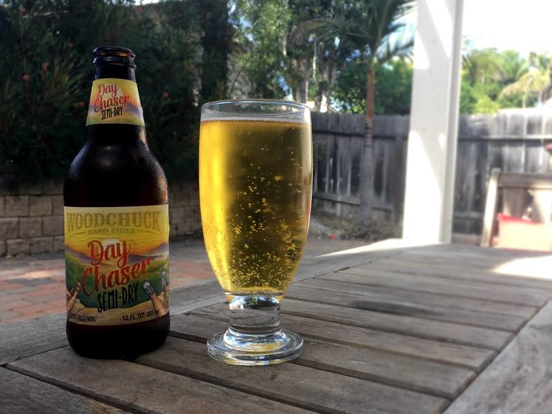 Woodchuck Day Chaser Hard Cider Review